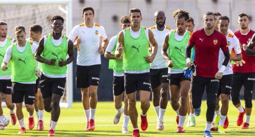El possible onze del València contra el Madrid