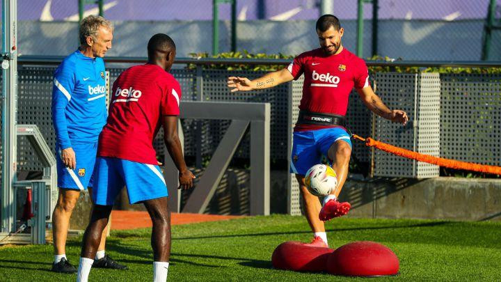 Les lesions del Barça per al diumenge