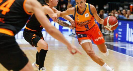 Queralt Casas, baixa en l'estrena en EuroCup Women