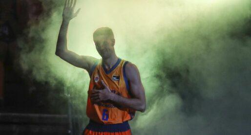 Xabi López-Arostegui, presentat en L'Alqueria del Basket