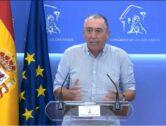 Joan Baldoví presentarà una iniciativa al Congrés sobre els clubs esportius